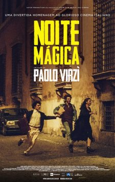Festa do Cinema Italiano: Noite Mágica